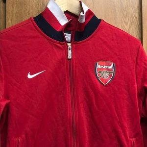 Nike Arsenal Track Jacket ⚽️